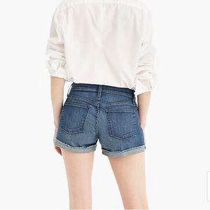 J. Crew Shorts - J. Crew Denim Short in Merrill Wash Size 6